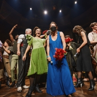 VIDEO: HADESTOWN Returns to Broadway and Celebrates With a Post-Show Performance Photo