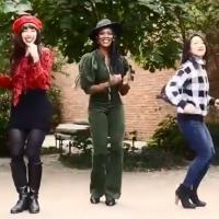 VIDEO: The Fates and Ensemble of HADESTOWN Sing 'Sleigh Ride' Photo