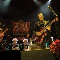 Eccles Center Announces Cancellation Of Brian Setzer Orchestra Photo
