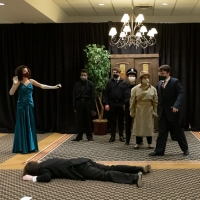 Photo Coverage: First look at Bishop Hartley's CLUE Photo
