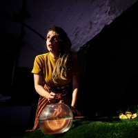 Photo Flash: First Look At On The Run's THE REBIRTH OF MEADOW RAIN At The Edinburgh Festival Fringe Photos