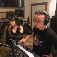 Photo Flash: GOOD MORNING NEW YORK Records An Official Cast Album