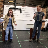 Photo Flash: First Look at LONE FLYER – THE LAST FLIGHT OF AMY JOHNSON at the Wa Photos