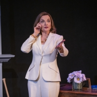 Photo Flash: Orlagh Cassidy Stars as Nancy Pelosi in THE ADULT IN THE ROOM