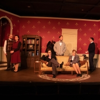 Photo Coverage: First look at Curtain Players' THE MOUSETRAP Photos