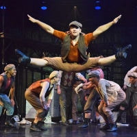 Photos: Disney's NEWSIES Opens Tonight At Beef & Boards Dinner Theatre Photo