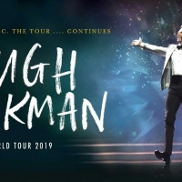 Meet Hugh Jackman With Two Tickets To His World Tour At The Prudential Center! Photo