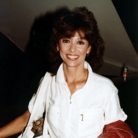Photo Flashback: Rita Moreno After a Performance of WALLY'S CAFE in 1981