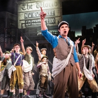 Photo Flash: NEWSIES Opens at Westport Country Playhouse Tonight