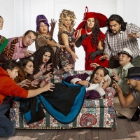 Photo Flash: First Look At The Cast of A XMAS CUENTO REMIX At Cleveland Public Theatre