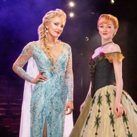 Review Roundup: FROZEN National Tour Returns to the Stage; What Are The Critics Sayin Photo