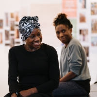 Photo Flash: Inside Rehearsal For FOR ALL THE WOMEN WHO THOUGHT THEY WERE MAD