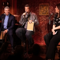 Photo Flash: John Hill, Andy Cohen, Michelle Hill and More at THE FEELS LIVE at Feinstein's/54 Below