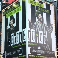 Inside Broadway Will Offer 2,000 NYC Students an Exclusive, Behind-the-Scenes Look at Broadway's BEETLEJUICE