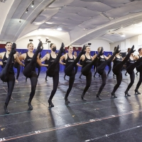 Photos: The Radio City Rockettes Rehearse For the 2021 CHRISTMAS SPECTACULAR Photo