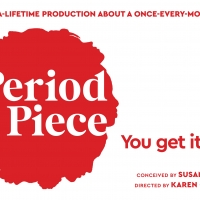 Jennifer Westfeldt, Adriane Lenox, Alison Wright and More Join PERIOD PIECE Play Seri Photo