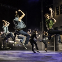 Photo Flash: Go Inside THE CAR MAN, Presented as Part of MATTHEW BOURNE'S NEW ADVENTU Photo