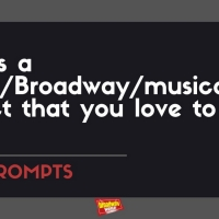 #BWWPrompts: Share Your Favorite Broadway Fun Fact! Photo