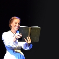 Photo Flash: First Look at Palm Beach Dramaworks/Actors' Playhouse Coproduction of THE BELLE OF AMHERST