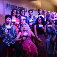 Photo Coverage: OKLAHOMA! Cast Celebrates Casting Recording Release at Barnes and Noble Photos