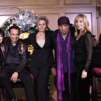 Photo Coverage: GARY U.S. BONDS Performs at The Friars Club Photo