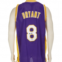 Kobe Bryant's Hollywood Handprints, NBA Uniform And More Score At Julien's Auctions S Photo