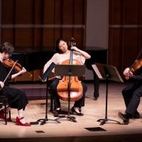 Photo Flash: PREFORMANCES WITH ALLISON CHARNEY at Merkin Hall at Kaufman Music Center