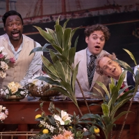 Photo Flash: First Look at ROUGH CROSSING at American Players Theatre Photo