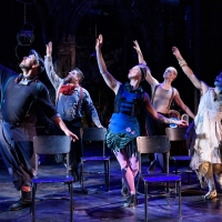 Photo Flash: First Look at Porchlight Music Theatre's BURNING BLUEBEARD Photo