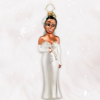 Audra McDonald Immortalized in New Broadway Cares Holiday Legends Ornament Photo