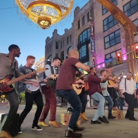 Playhouse Square Welcomes First Audiences and Announces Extension Of THE CHOIR OF MAN Photo