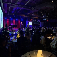 Photo Flash: The Coffeehouse Meets the Cabaret   as POETRY/CABARET: SEASONED! Photo