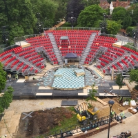 Photos: First Look at the New Lydia & Manfred Gorvy Garden Theatre Photo
