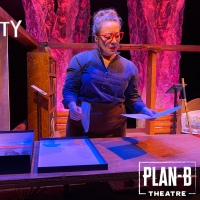 Photo Flash: Plan-B Theatre's Filmed Production of Jenifer Nii's THE AUDACITY