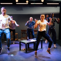 Photo Flash: Inside Rehearsal For WE ANCHOR IN HOPE at The Bunker