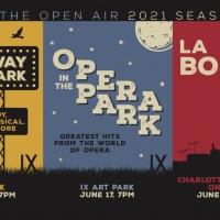 Charlottesville Opera Announces 43rd Summer Season Photo
