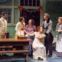 Photo Flash: Merrimack Repertory Theatre Presents THE WICKHAMS: CHRISTMAS AT PEMBERLY Photo