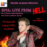 Winston-Salem Theatre Alliance Announces First Live Streamed Production, DIVA: LIVE FROM HELL