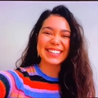 VIDEO: Auli'i Cravalho Sings MOANA on THE DISNEY FAMILY SINGALONG