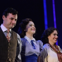 Photo Coverage: The Cast of Paper Mill's CHASING RAINBOWS Takes Opening Night Bows Photo