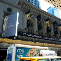 Photo Coverage: First Look at TINA: THE TINA TURNER MUSICAL Marquee