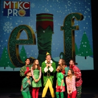 Photo Flash: First Look At The Cast of ELF THE MUSICAL At Music Theatre Kansas C Photos