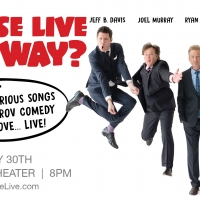 Live At The Eccles Announces WHOSE LIVE ANYWAY? Photo