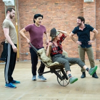 Photo Coverage: Go Inside Rehearsals for Transport Group's THE UNSINKABLE MOLLY BROWN, with Beth Malone & More!