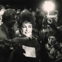 Photo Flashback: Bette Davis & Elizabeth Taylor in 1980