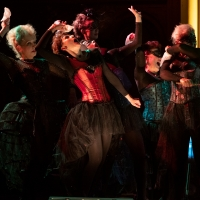 Photo Flash: Get an Inside Look at MY CYRANO at The Center at West Park Photos