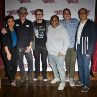 Photo Flash: Chris Isaacson & The VFC Project Present #HASH(TAG) AMERICA