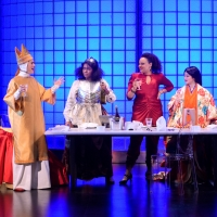 Photo Flash: First Look At Caryl Churchill's TOP GIRLS At A.C.T.'s Geary Theater Photo