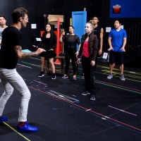 Photo Flash: In Rehearsal With SOFT POWER At The Public Theater Photo