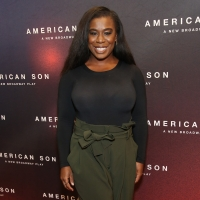 Uzo Aduba to Interview Lupita Nyong'o in Season Finale of INSIDE THE ACTORS STUDIO Photo